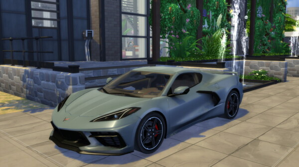 Chevrolet Corvette C8 from Lory Sims