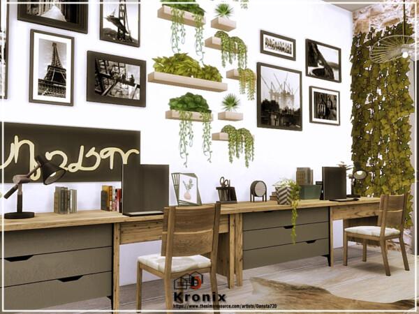 Kronix Office by Danuta720 from TSR
