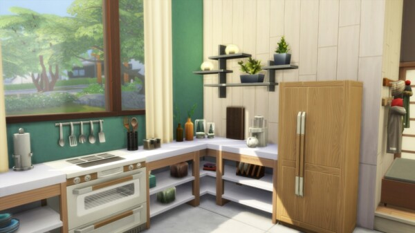 Japandi stay home from Sims Artists