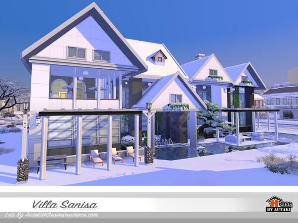 Villa Sanisa by autaki from TSR
