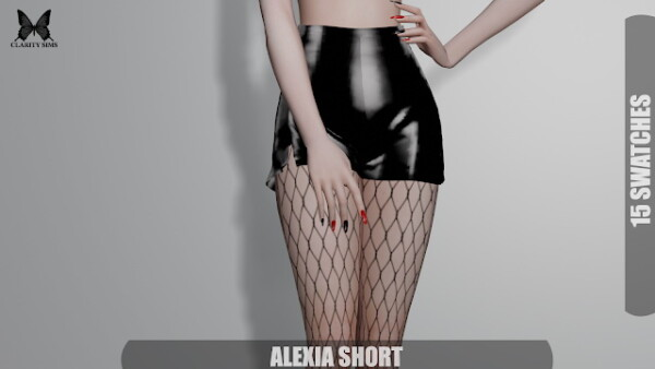 Alexia Short from Clarity Sims