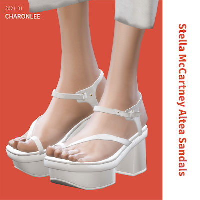 Altea Sandals from Charonlee