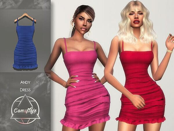 Andy Dress by Camuflaje from TSR