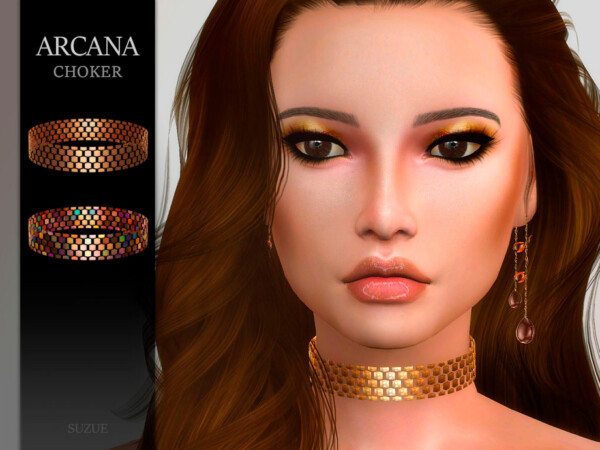 Arcana Choker by Suzue from TSR