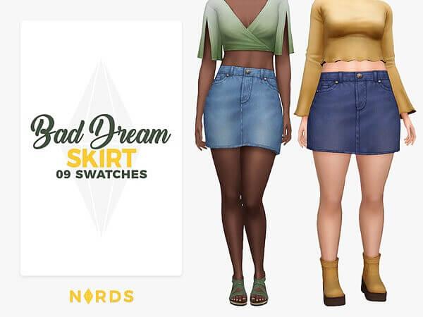 Bad Dream Skirt