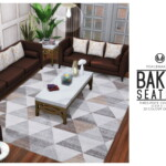 Baker Seating A Cosmoluxe Sofa Set