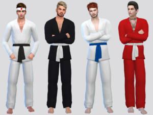 Basic Karate Uniform