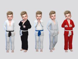 Basic Karate Uniform Toddler