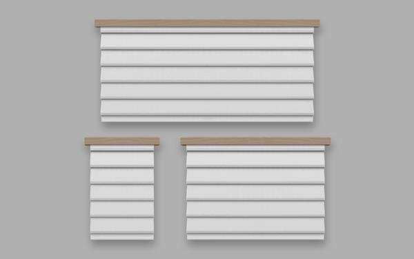 Basic Window Shades