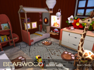 Bearwood Bears Room