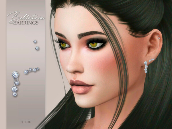 Bellatrix Earrings