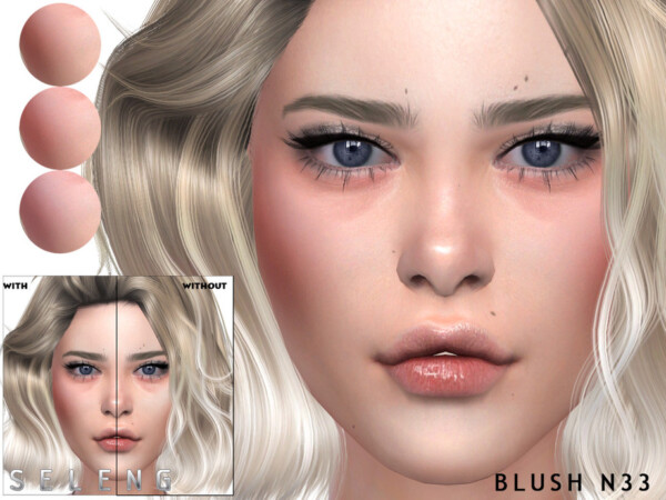 Blush N33 by Seleng from TSR