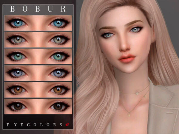 Eyecolors 45 by Bobur from TSR