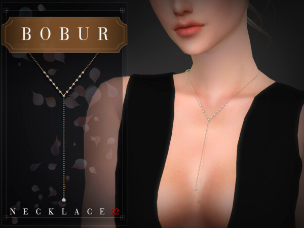 Necklace 22 by Bobur from TSR