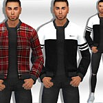 Casual Jackets Mix