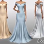 Chantal Dress