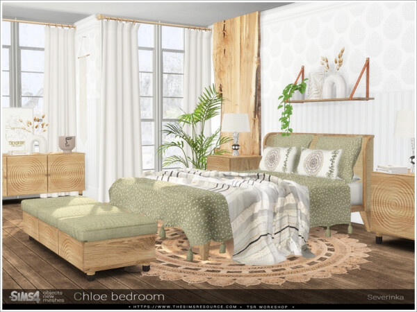 Chloe bedroom
