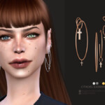 Citadel earrings