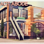 Compact Abode House