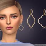 Cynthia Drop Earrings