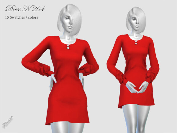 Dress N 264 by pizazz from TSR
