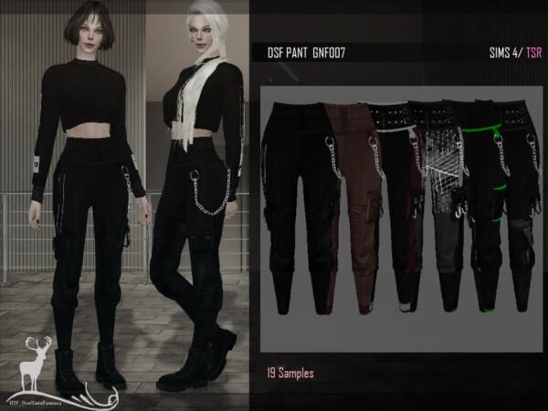 DSF Pants