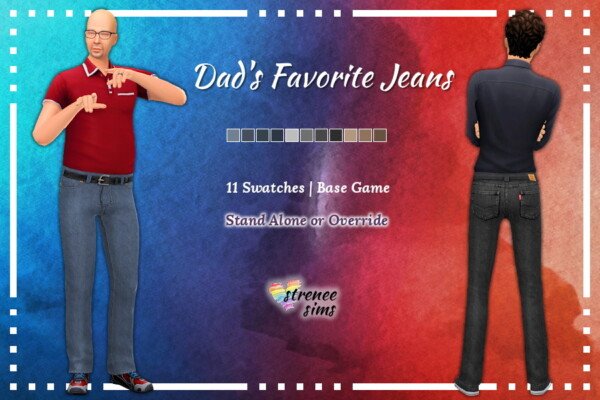 Dads Favorite Jeans