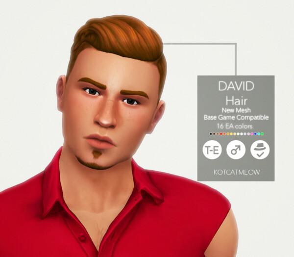 David Hair from Kot Cat