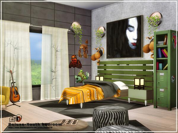 Deluxe Youth bedroom