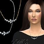 Diamond cluster chain
