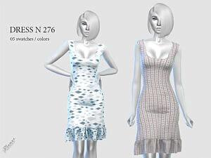 Dress N276
