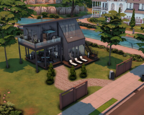 Ecologic House from Luniversims