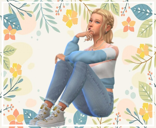 Eleonore Weber from Sims Artists