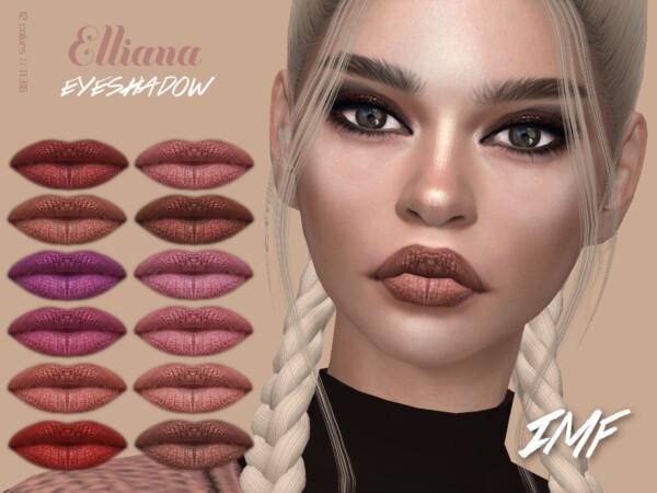 Elliana Lipstick N.316 by IzzieMcFire from TSR