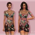 Embellished Dress1