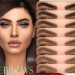 Eyebrows N57