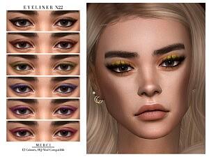 Eyeliner N22