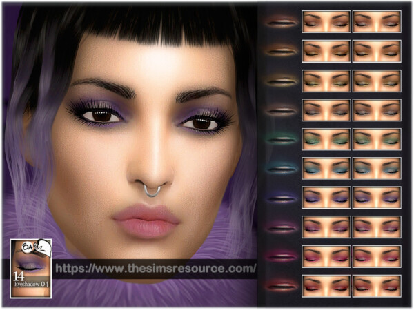 Eyeshadow 04 by BAkalia from TSR