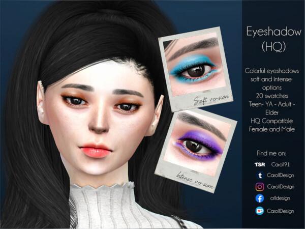 Eyeshadow  by Caroll91 from TSR
