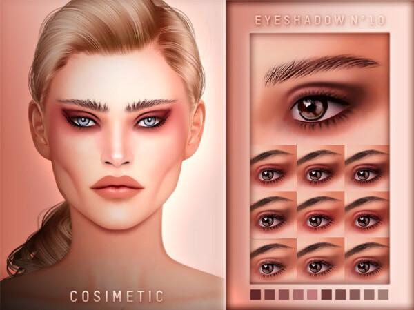 Eyeshadow N10 by cosimetic from TSR