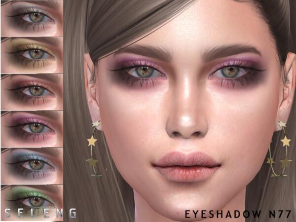 Eyeshadow N77 by Seleng from TSR