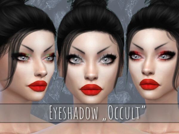 Eyeshadow Occult by NVSatyria from TSR