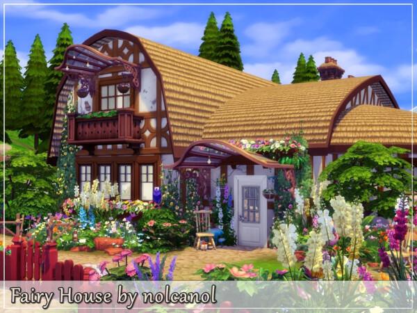 Fairy House bynolcanol from TSR