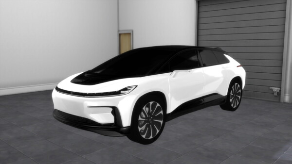 Faraday Future FF91 2017 from OceanRAZR