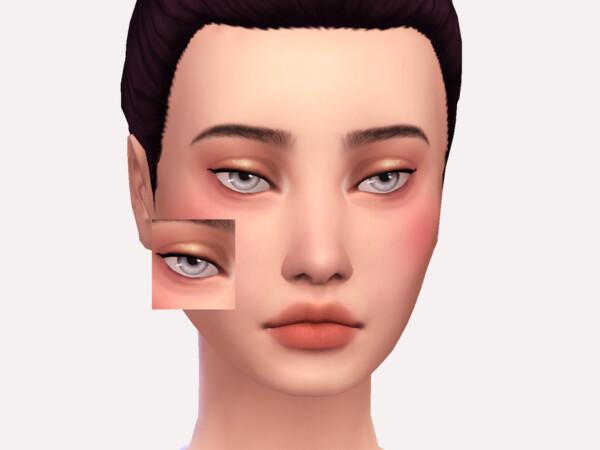 Faye Eyeliner by Sagittariah from TSR