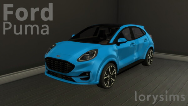 Ford Puma ST Line from Lory Sims