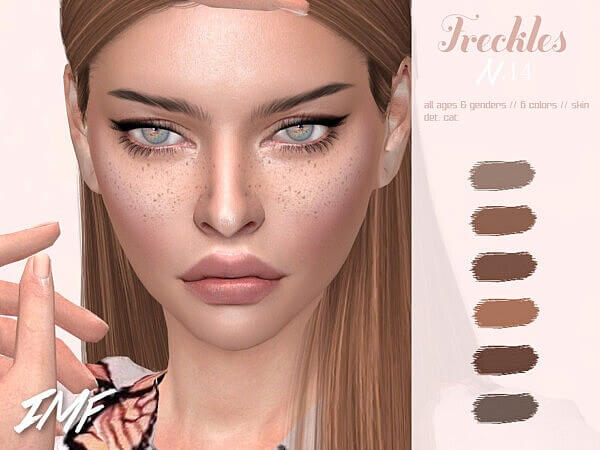 Freckles N.14