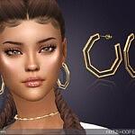 Fritzi Hoop Earrings