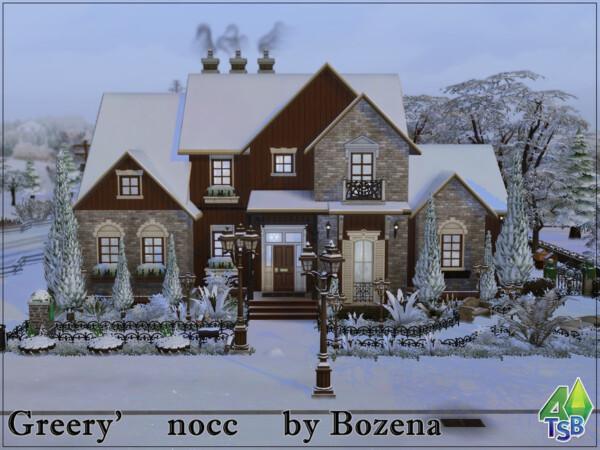 Greery House by bozena from TSR