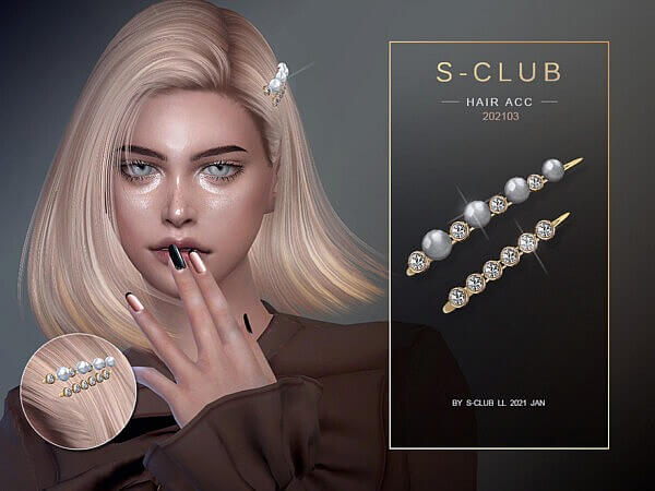 Hair ACC 202103 by S Club from TSR